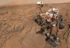 NASA, Curiositynin öz çekim fotoğrafını yayımladı