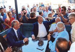 Son dakika: Muharrem İnceye İzmirde şok tepki