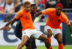 Fransa - Hollanda: 2-1