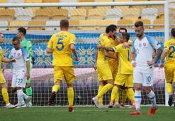 Ukrayna - Slovakya: 1-0