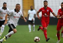 Beşiktaş - Altınordu: 2-1