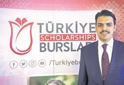 Türkiye burslarına yoğun ilgi