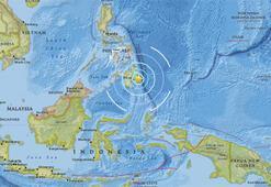 Son dakika... Filipinlerde 6.1 büyüklüğünde deprem