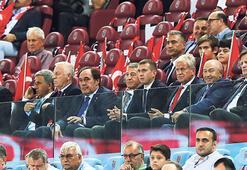 Trabzonda önemli isimler