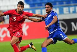 Türkiye - Kıbrıs Rum Kesimi: 4-0