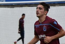 Trabzonsporda Abdülkadir sevinci