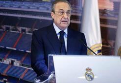Real Madridden tarihi kar Tam 750 milyon euro...