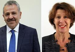 Son dakika... Türkiyenin yeni Hollanda Büyükelçisi Şaban Dişli
