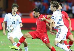 Türkiye - Rusya: 1-2