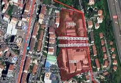 'Jandarma Dikimevi'  arazisi Emlak Konut'un