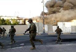 Basrada devlet televizyonu ve Şii parti binaları ateşe verildi