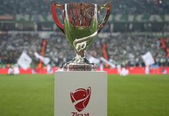 Ziraat Türkiye Kupasında 2. tur kuraları çekildi