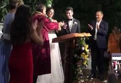 Aslı Demirer ve aranjör Aytaç Özgümüş evlendi