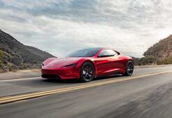 Tesla, yeni Roadster modelinin fotoğraflarını yayınladı