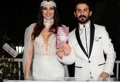 Seda Tosun ve Eymen Adal evlendi