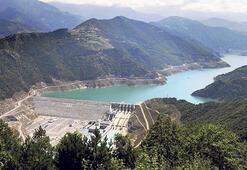 Hidroelektrikte hedef 135 milyar kilovatsaat