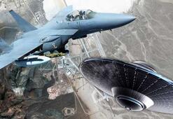 UFO mu yoksa ABD ordusuna ait gizli casus uçağı mı