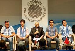 YKS'de ilk 57'den 10 öğrenci Uluslararası Tıp'ta eğitim hayatını sürdürecek