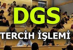 Dikey Geçiş Sınavı tercihleri başladı mı 2018 DGS tercihi nasıl yapılır | ÖSYM