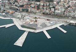 İBB: Kabataş Meydan Düzenlemesi iptal edilmemiştir