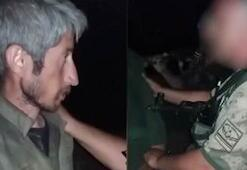 Son dakika: Türk komutandan yakalanan teröriste son uyarı Akıllı durmazsan...