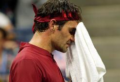 Roger Federer Amerika Açıka veda etti
