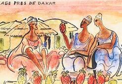 Picasso'nun ilham perisinden resimler