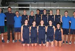 Fenerbahçe Kadın Voleybol Takımı sezonu açtı