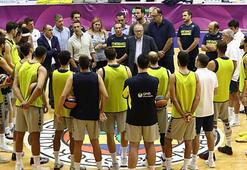 Fenerbahçe Erkek Basketbol Takımı yeni sezon hazırlıklarına başladı