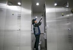 Umumi tuvaletlerde her gün gizli kamera aranacak