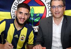 Yassine Benzia: Fenerbahçeye imza atmak bir hayalin gerçekleşmesidir