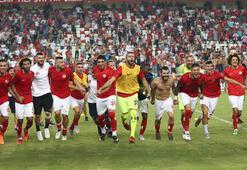 Antalyasporda 3 puan coşkusu