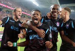 Trabzonspor, yabancılarıyla coştu
