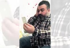Görüntüleri ortaya çıktı Gülen'e telefonda şarkı söylemiş