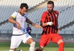 Fatih Karagümrük - Menemen Belediyespor: 0-1