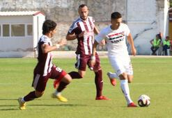 Hatayspor: 0 - Gazişehir Gaziantep: 1