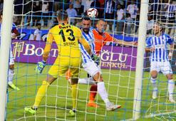 Büyükşehir Belediye Erzurumspor - Medipol Başakşehir: 0-1