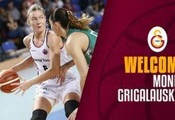 Monika Grigalauskyte Galatasarayda
