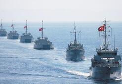 Türkiye Akdenizde teyakkuza geçti