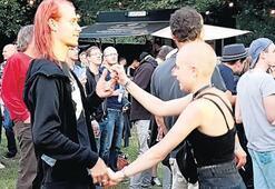 Neonazileri kızdırmak için rock festivali