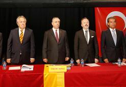 Galatasarayda Olağanüstü Genel Kurul kararı