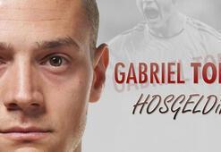 Gabriel Torje Demir Grup Sivassporda