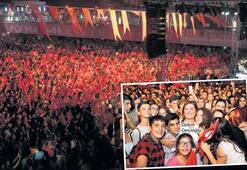 'İşte Atatürk gençliği'