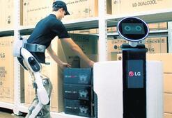 Giyilebilir robotla hayat daha kolay