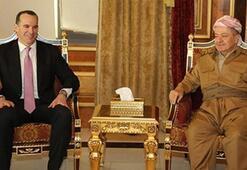 Barzani ile Trumpın adamından kritik görüşme