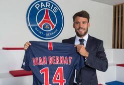 PSG, Juan Bernatı transfer etti