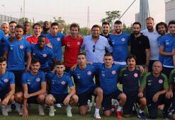 Antalyasporda yeniden Ali Şafak Öztürk dönemi