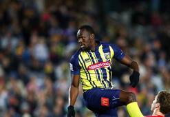 Bolt, futbol kariyerinin ilk maçına çıktı