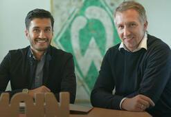 Werder Bremen Nuri Şahini resmen açıkladı