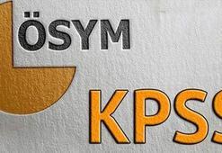 KPSS lisans soru ve cevapları yayınlandı 2018 KPSS önlisans sınavı ne zaman